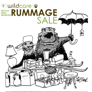 mmage Sale. Art by Phil Frank