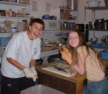 Student Volunteers at WildCare